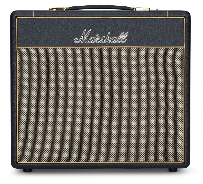 Marshall SV20c Studio Vintage Series 20w 1x10 Combo Amp Official Front View