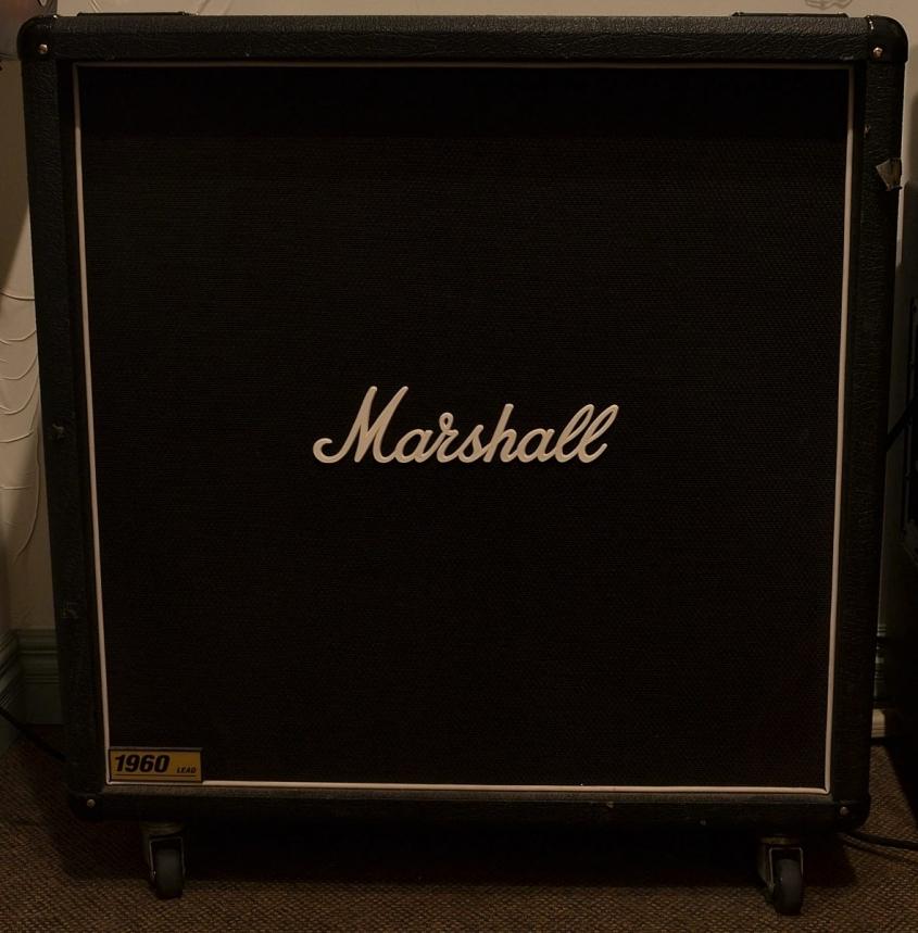 Marshall_1960B_4x12 Cab