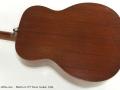 Martin 0-17T Tenor Guitar 1945 back