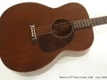Martin 0-17T Tenor Guitar 1945 top