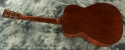 Martin 00-15M Steel String Guitar 2011 full rear view