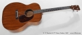 C. F. Martin 0-17T Tenor Guitar, 1937 Full Front View