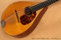 1921 Martin A-Style Mandolin top