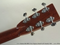 C. F. Martin 000-28EC Eric Clapton Model Left Handed, 2001 Head Rear