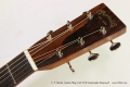 C. F. Martin Custom Shop 1947 D-28 Guatemalan Rosewood Head Front VIew