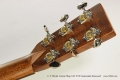 C. F. Martin Custom Shop 1947 D-28 Guatemalan Rosewood Head Rear View