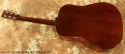 Martin D-18 Authentic 1939 full rear view