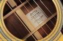 Martin D-28 1955 CFMIV label