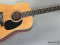 Martin D-28 2012 full front view