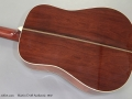 Martin D-28 Authentic 1937 back