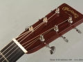 Martin D-28 Authentic 1937 head front