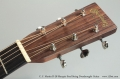C. F. Martin D-28 Marquis Steel String Dreadnought Guitar  Head Front View