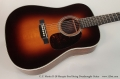C. F. Martin D-28 Marquis Steel String Dreadnought Guitar  Top View
