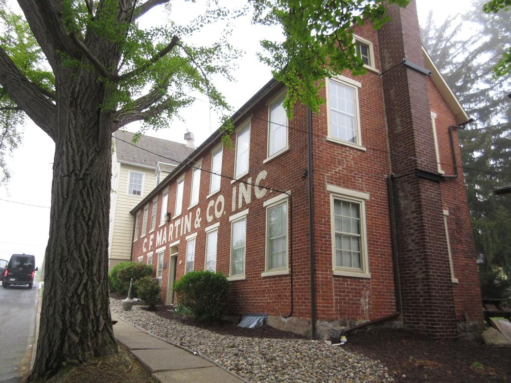 Martin 1833 Original Factory Shop