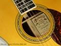 Martin OM-40 Rory Block 2004 label