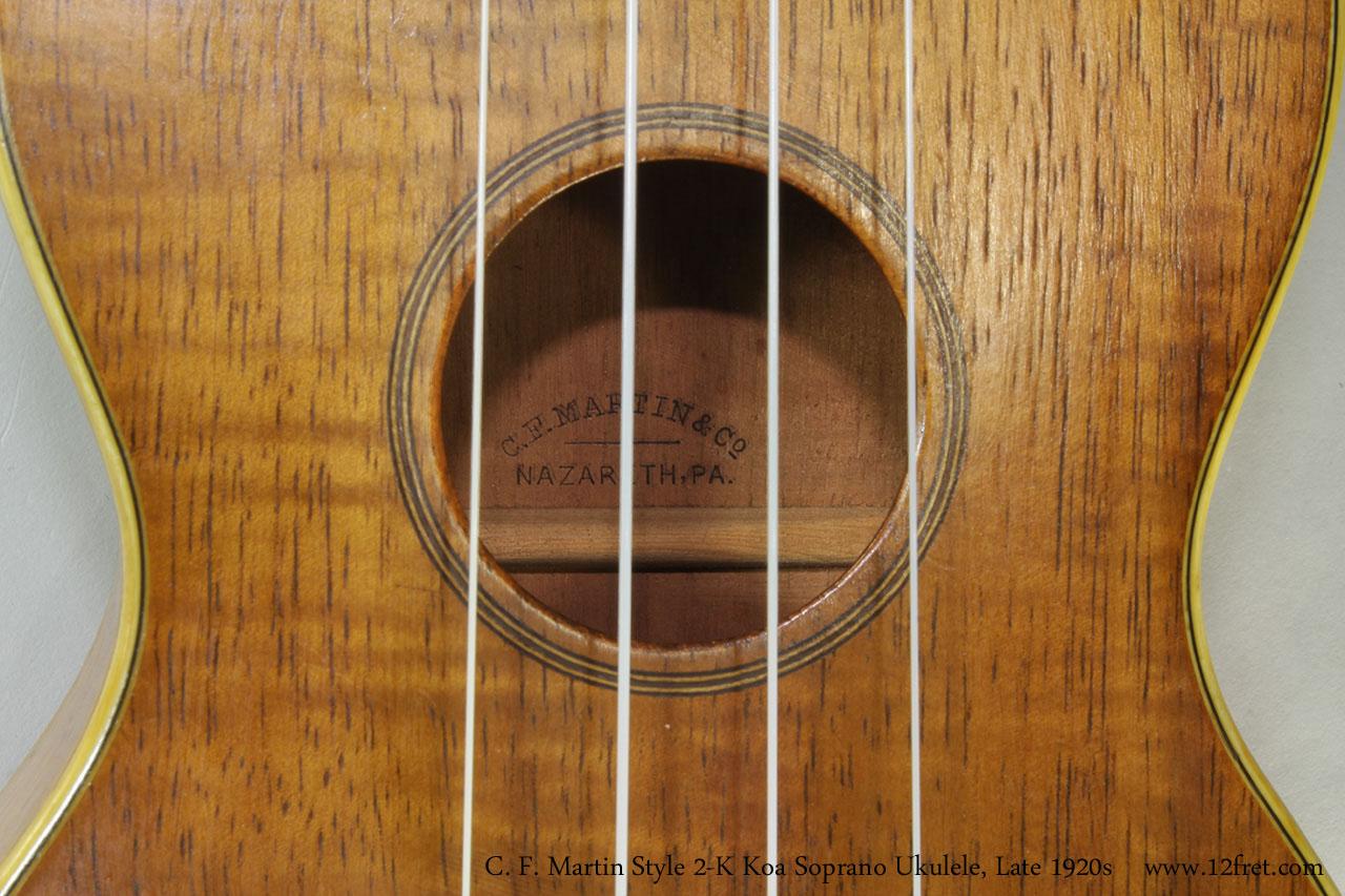 dating my martin ukulele