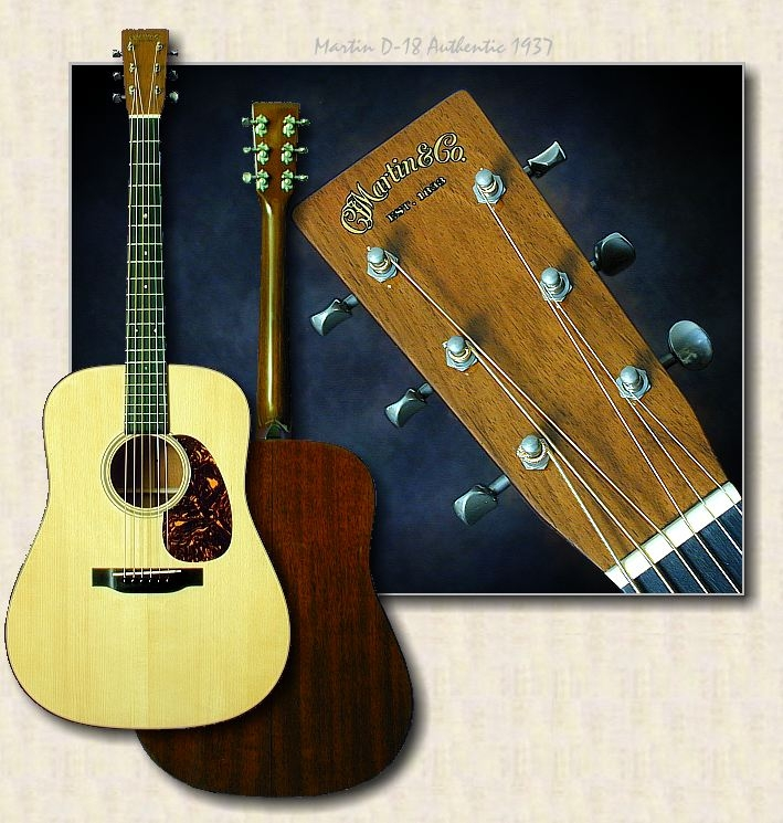 Martin_D-18_Authentic_1937