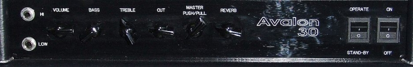Matchless Avalon 30 Tube Amp