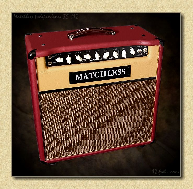 Matchless Independence 35 Tube Combo Amplifier