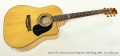 Maton TE-2 Tommy Emmanuel Signature Steel String, 2006 Full Front View