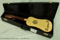 5-Course Baroque Guitar case open