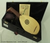 7-Course Renaissance Lute case open 2