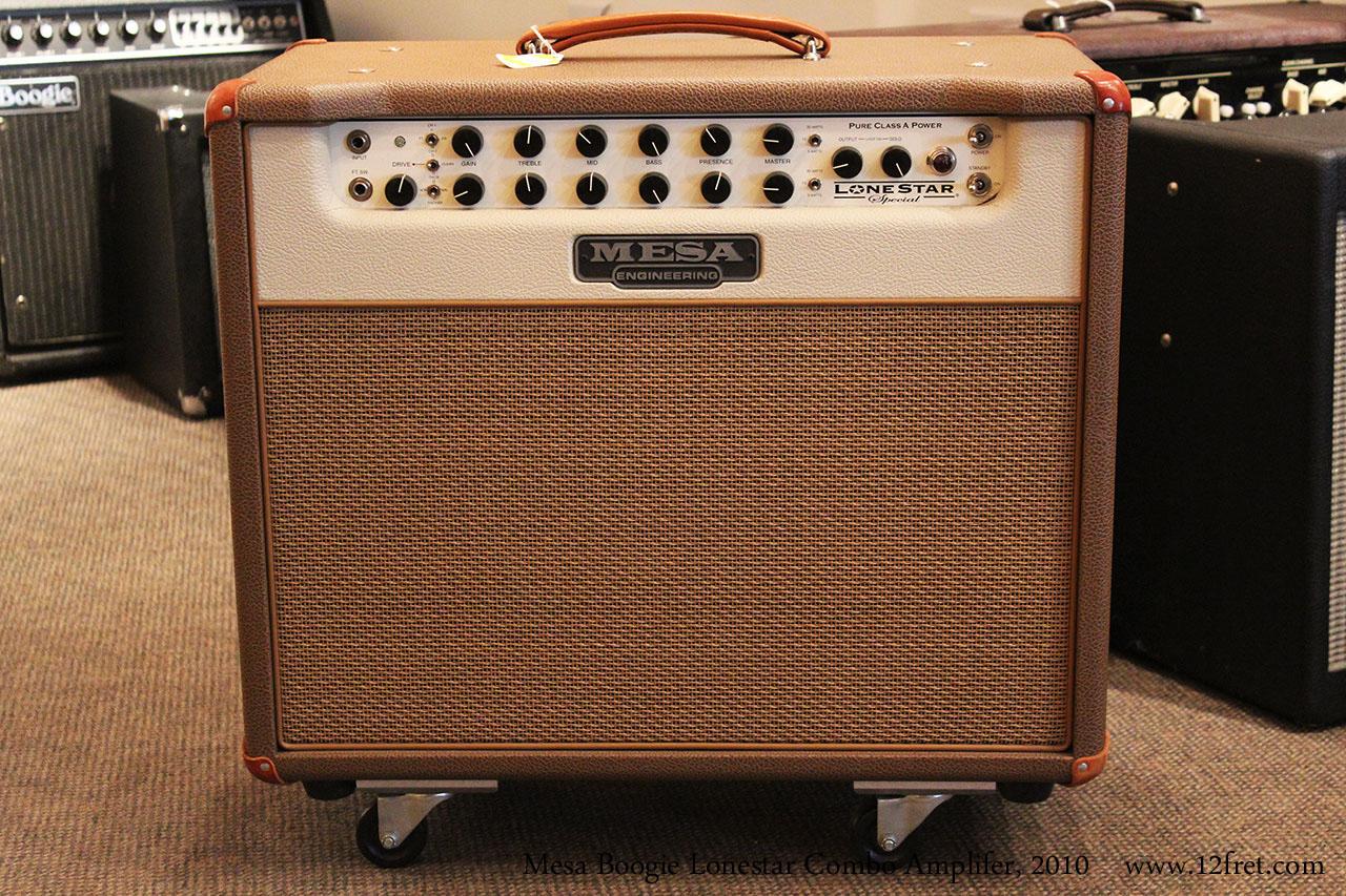 Mesa Boogie Lonestar Combo Amplifer, 2010 Full Front View