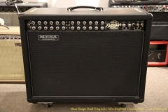 Mesa Boogie Road King 2x12 Tube Amplfiier Combo, 2002 Full Front View