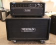 Mesa Express 5:50 Plus Amplifier and 2x12 Cabinet, 2013 Full Front View