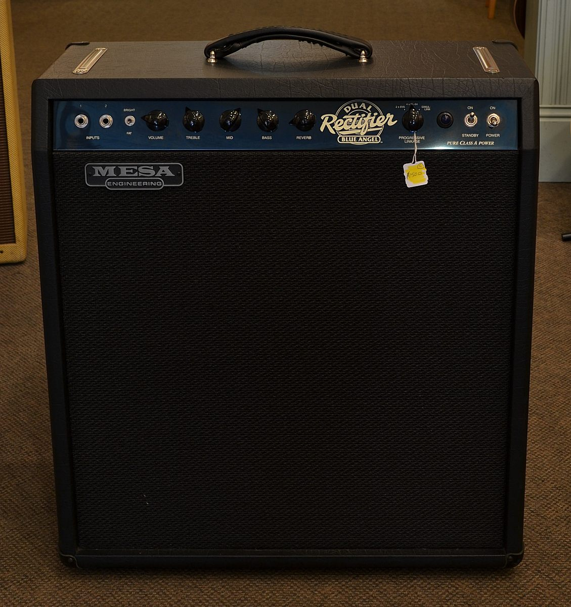 Mesa boogie blue angel combo for Mesa boogie blue angel