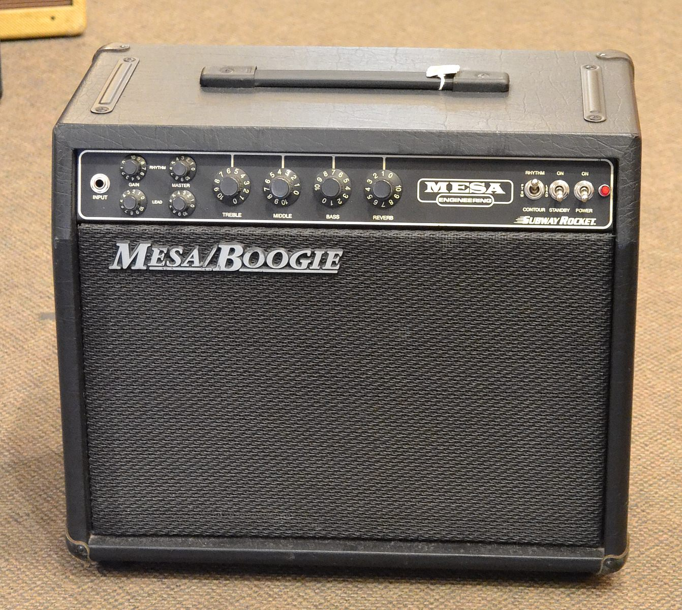 mesa boogie subway rocket 1990 39 s