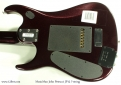 Ernie Ball MusicMan JP12 7-string back