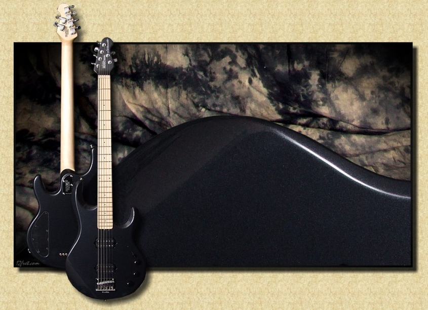 MusicMan_Silhouette_Bass_Guitar