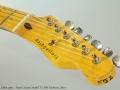Nash Guitars Model T-2 HB Sunburst, 2014 Serial