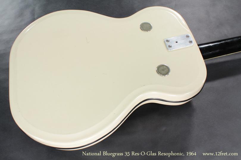 National  Bluegrass 35 Res-O-Glas 1964 back