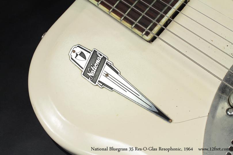 National  Bluegrass 35 Res-O-Glas 1964 logo