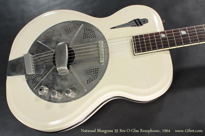 National  Bluegrass 35 Res-O-Glas 1964 top