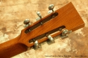 National Estralita Deluxe Koa Resophonic Guitar 2005 head rear