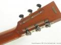National Resophonic NRP 12 Fret Left Handed, 2009 head rear
