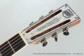 National Reso-Phonic ResoRocket WB Wooden Body Guitar Head Front View