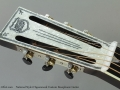 National Style 0 Squareneck Custom Resophonic Guitar Head Front