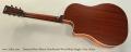 National Reso-Phonic ResoRocket Wood Body Single Cone Guitar Full Rear View