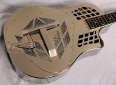 National Style 1 Tricone Cutaway Top