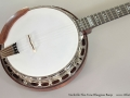 Nechville Flex-Tone Bluegrass Banjo top