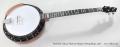 Nechville Galaxy Phantom Maple 5-String Banjo, 2017 Full Front View