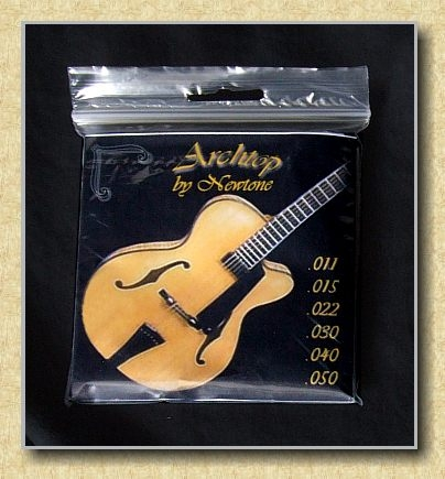 Newtone Archtop Strings