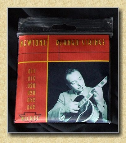 Newtone Django Strings