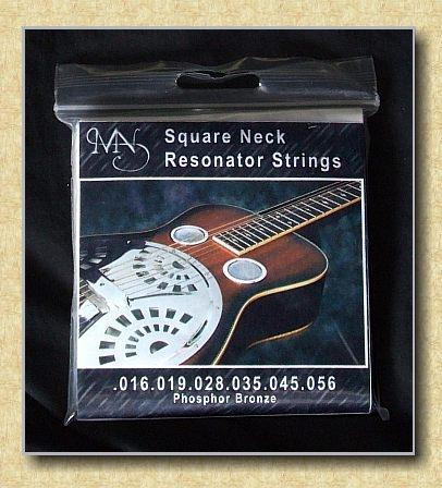 Newtone Squareneck Strings