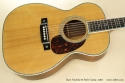 Dave Nichols 00 Style Acoustic 2002 top