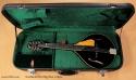 Northfield A-Style A5M Big Mon mandolin case open front view